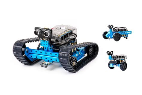 mbot for makers conceive construct and code your own robots at home or in the classroom books arduino stem educational robot kits building platform