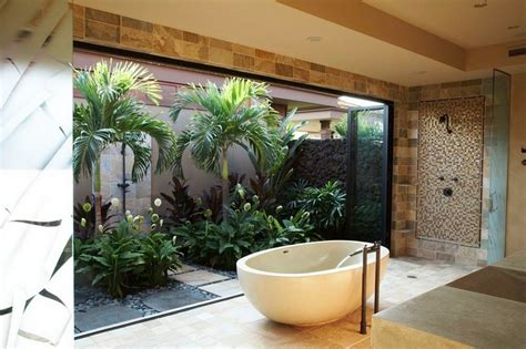 tropical bathroom ideas tropical bathrooms ideas archi living