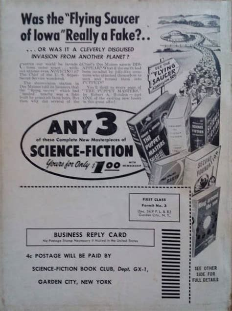 black gate articles galaxy science fiction january   retro review
