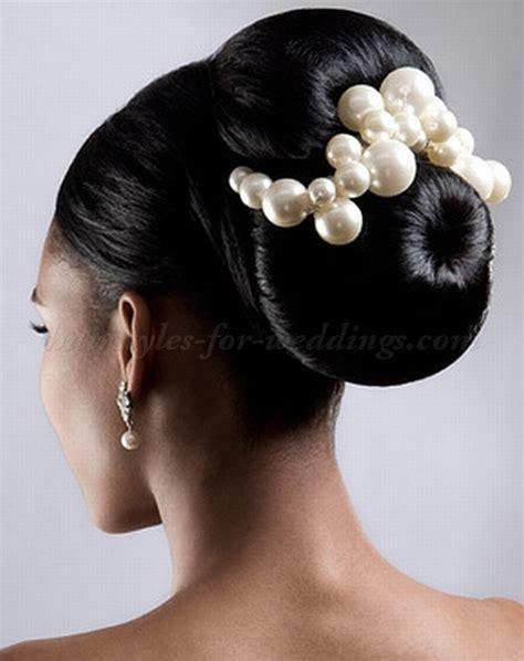 Wedding Hair Large Bun by Top Bun Wedding Hairstyles Large Bun Hairstyle For
