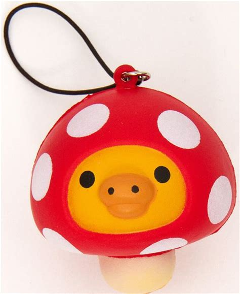 Squishy Owl Slowres kiiroitori squishy cellphone charm character squishies squishies shop modes4u