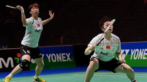 eight badminton players disqualified from olympic itv news