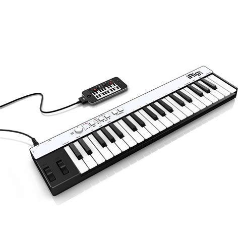 Keyboard Irig ik multimedia irig portable keyboard controller for iphone midi keyboard from inta audio uk