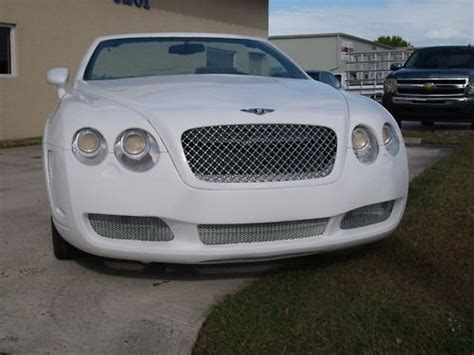 chrysler sebring bentley bentley continental gtc based on chrysler sebring for sale