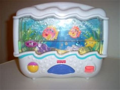 fisher price wonders deluxe aquarium bath tub fisher