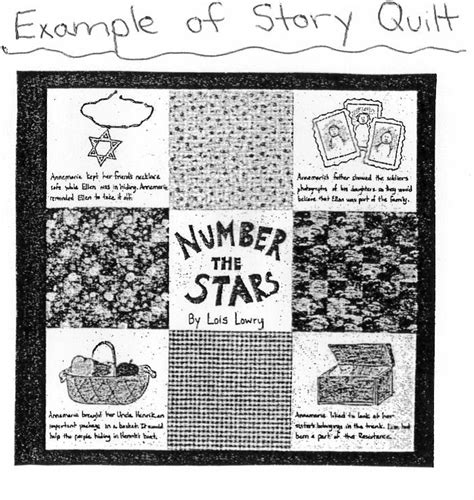 story quilt book report january 5th grade mrs beck