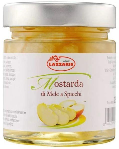 mostarda di frutta mantovana mostarda mantovana 250g prezzo e vendita