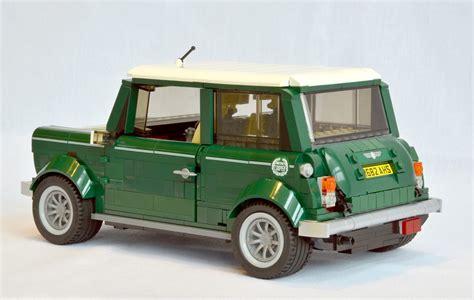 Mini Auto Lego by Oltre Mille Lego Per Una Mini Classica News Panoramauto