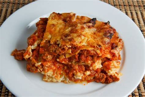 Lasagna Cottage Cheese Or Ricotta by Lasagna Recipe