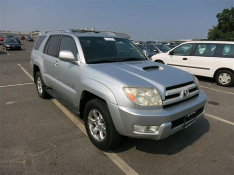 how to sell used cars 2004 toyota 4runner electronic toll collection 2004 toyota 4runner