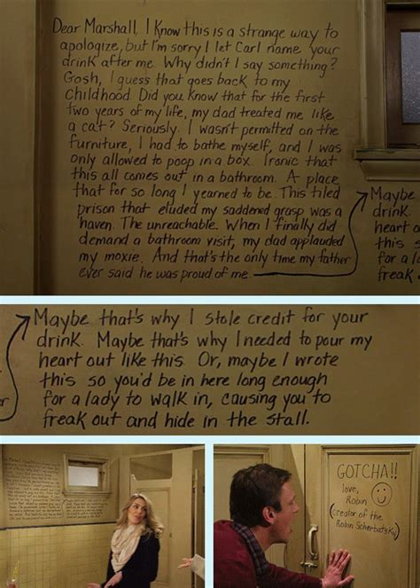 Marshall Ahahah D How I Met Your Mother Pinterest Himym Beds
