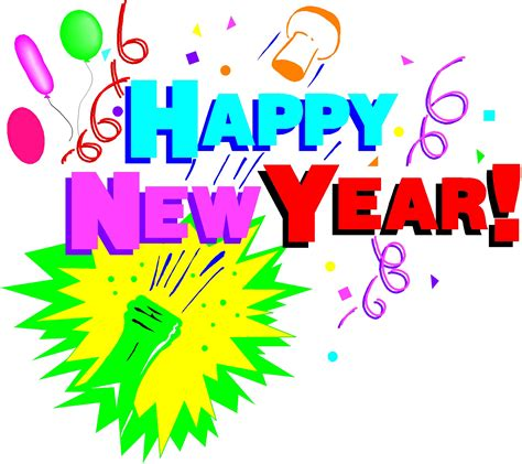 new year celebrations clip new year images cliparts co