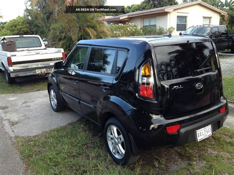 Kia Soul 2 Door 2011 Kia Soul Sport Hatchback 4 Door 2 0l Auto