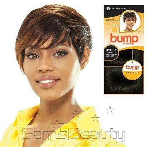 bump weave hairstyles pictures human hair weave sensationnel bump 27pcs samsbeauty