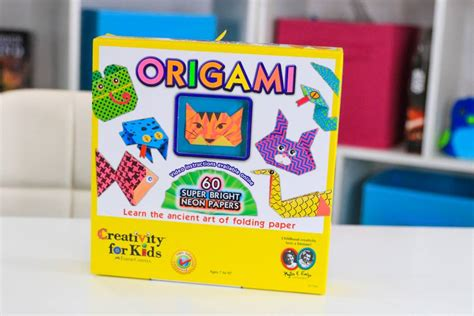 Creativity For Origami - creativity for origami kit craft play that lasts