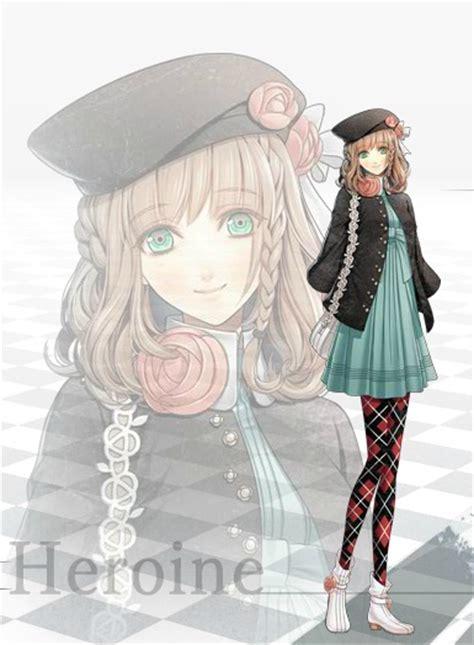 Amnesia Anime Heroine Name Heroine Amnesia Anime Characters Database