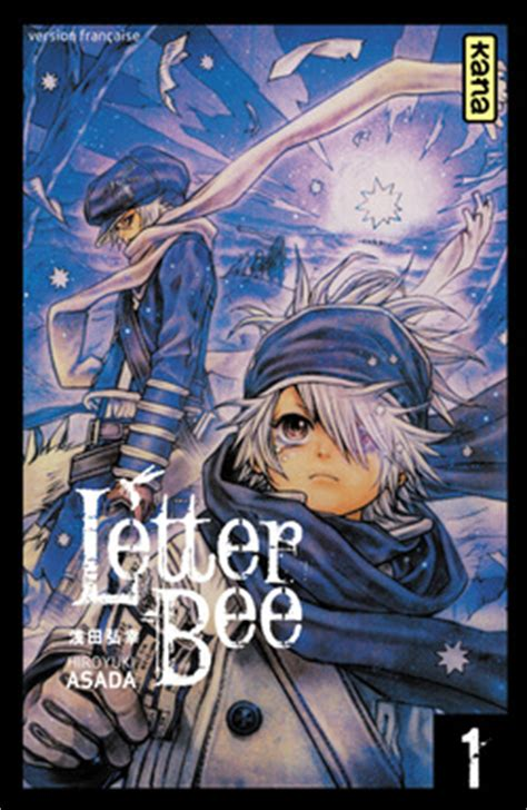 Komik Letter Bee No 15 anime letter bee tegami bachi page 2