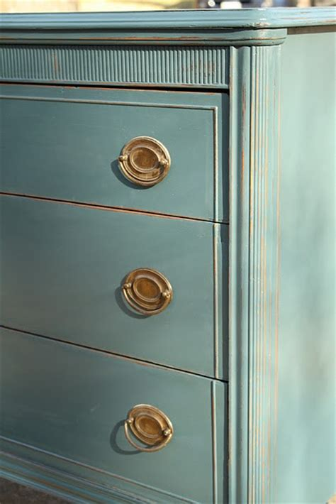 painted furniture louis xvi benjamin color called aura newburg green