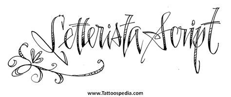 tattoo prices per letter tony baxter