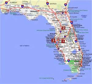 florida poster dealers travel map