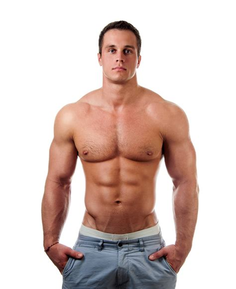 How to build muscles naturally