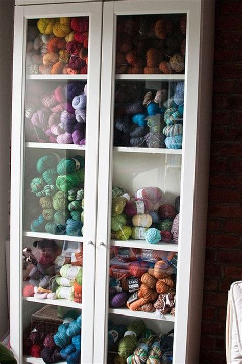 organize  yarn stash tips  ideas crochetiercom