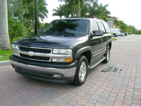 how to sell used cars 2006 chevrolet tahoe interior lighting find used 2006 chevrolet tahoe lt in miami florida united states for us 9 399 00