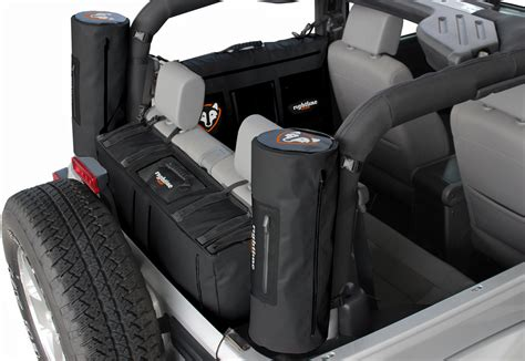 jeep wrangler storage rightline jeep storage bags jeep wrangler cargo