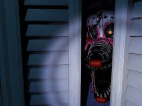 Image nightmare mangle spook gif five nights at freddy s wiki