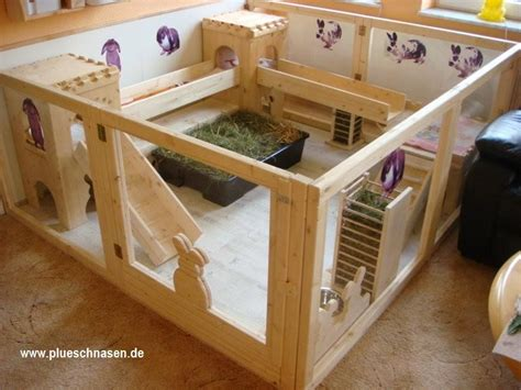 house and play area ideas rabbit sanctuary