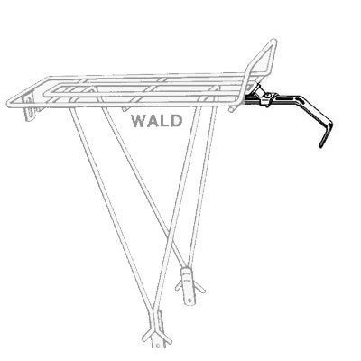 Wald Bike Rack by Wald Hardware For 215 Bicycle Rack Wald Beautil