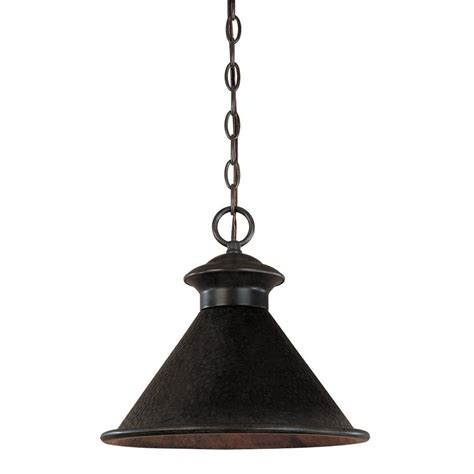 Outdoor Pendant Lighting Home Depot World Imports Sky Essen Collection 1 Light Outdoor Bronze Pendant Wi900889 The Home Depot
