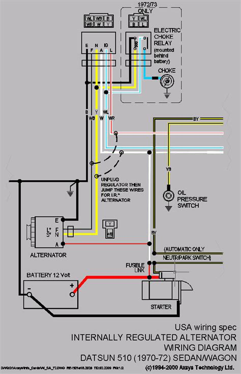 ka24de alternator wiring diagram wiring diagram 2018