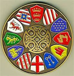tb4nyjr knights of the table geocoin knights of