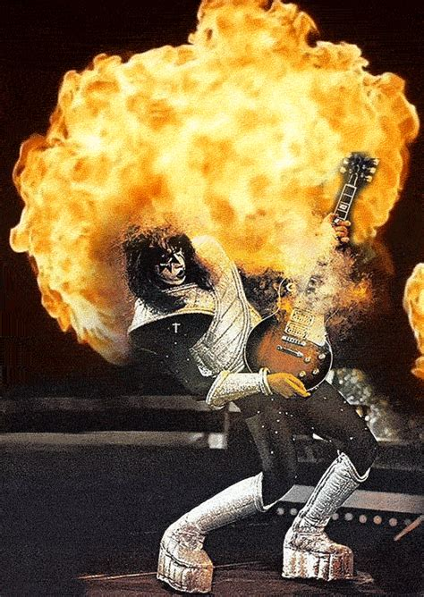 Roll Cat Ace Oldfield ace frehley gif find on giphy
