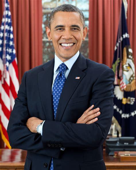 file official portrait of president barack obama