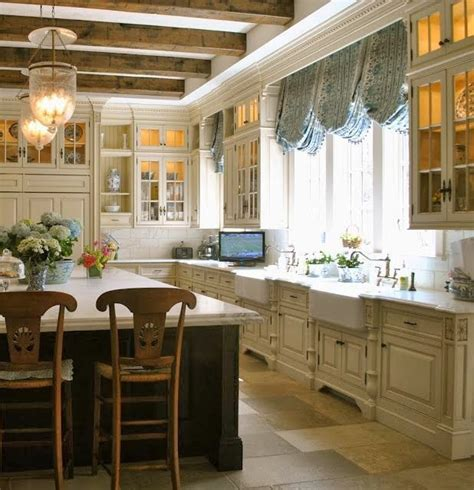 the enchanted home s lovely kitchen dreamy white
