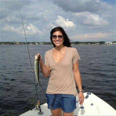 hope solo tattoos goes fishing pics