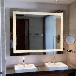 led light bathroom mirror light up mirror bathroom mirror defogger