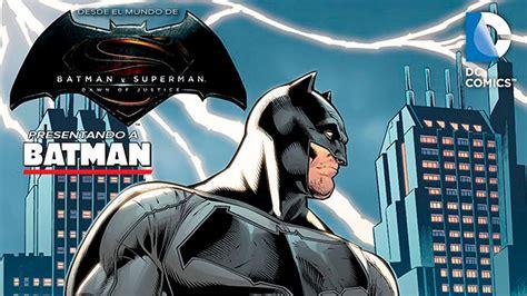 Batman V Superman 1 batman v superman c 211 mic precuela cap 237 tulo 1 batman