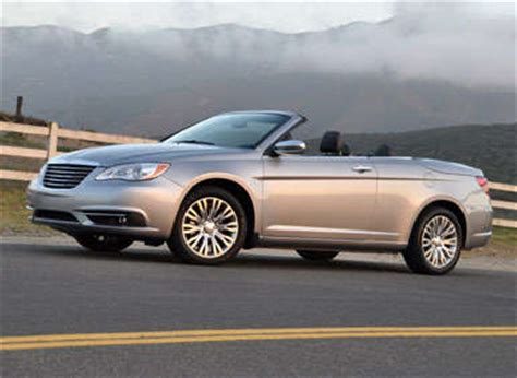 chrysler 200 convertible mpg 2013 chrysler 200 convertible road test and review