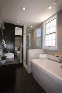 narrow bathroom designs contemporary bathroom ideas contemporary bathroom