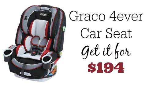 graco forever graco 4ever car seat 194 southern savers