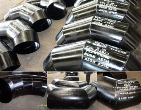 acero al carb 243 n codos de acero al carbon imagen boletin industrial