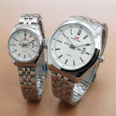 Jam Tangan Rantai G Rantai 3 set swiss army jam tangan rantai elevenia