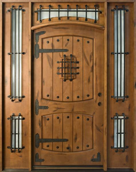 Ordinary Screen Door Home Depot #9: Cool-solid-wood-entry-door-wood-doors-design-door-casual-glass-wood-door.jpg