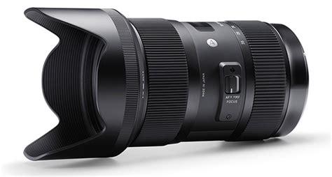 Lensa Sigma 18 35 F 1 8 panduan lensa sigma untuk kamera dslr