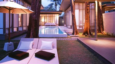 one bedroom villa phuket sala phuket i luxury hotel beach front villas