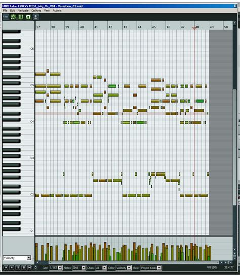 reaper drum pattern editor ezkeys with reaper daw
