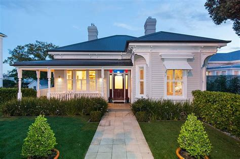 veranda nz classical return verandah colonial villa 288a jervois